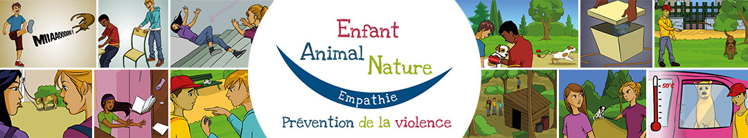 Enfant Animal Nature